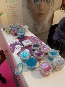 kosmetiikassa käytettävät aineet